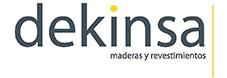 Dekinsa maderas y revestimientos Logo